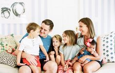 Why Scheduling Your Family Photos Once A Year Is Important | Nancy Ray Photography | Photographer: Elizabeth Tate