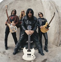 MONSTER MAGNET | photo by ... | formed : 1989 in Red Bank, NJ (USA)