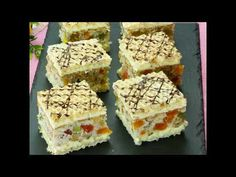 Romanian Desserts, No Cook Desserts, Food Cakes, Cake Recipes, Cheesecake, Mozaic, Sweets, Cooking, Tv