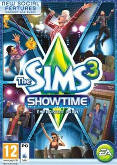 The Sims 3: Showtime expansion pack