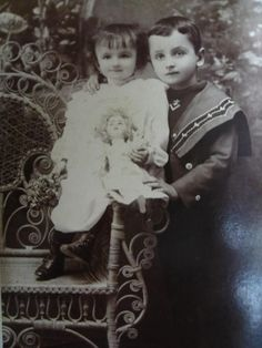 Antique Photography | antique photograph of children doll antique pictures of children ...