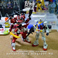 Putra's Megataromon - GBWC 2016 Malaysia -  HGIBO 1/144 Gundam Astaroth Origin Custom
