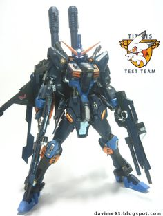 MG 1/100 Infinite Justice (Hazel Custom) customized build - Gundam Kits Collection News and Reviews