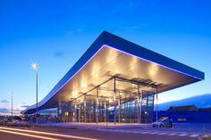 Bus Station in Osijek / Rechner,© Mario Romulic & Drazen Stojcic