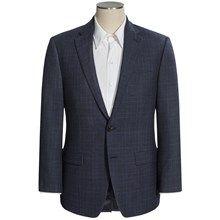 Lauren Ralph Lauren Wool Sport Coat - Leland Check (For Men) in Blue - Closeouts