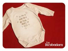 Es por mi amor que pasas noches en vela #body #bebé #baby