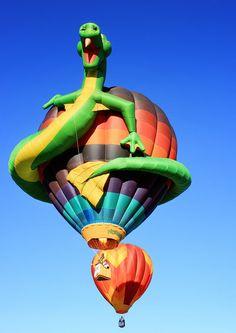 Flying Balloon, Balloon Rides, Air Ballon, Hot Air Balloon, Casper Wyoming, Cool Pictures, Cool Photos, Air Balloon Festival, Vintage Neon Signs