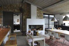 dining room/kitchen