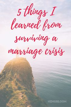 It's easy enough to have a great marriage when you're healthy, financially secure and life is generally stable. But throw a spanner in the works for long enough and it's going to take a toll.