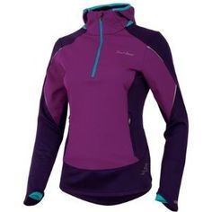 Pearl Izumi 201314 Womens Infinity Windblocking Hoody  12221113 OrchidBlackberry  XL >>> Details can be found by clicking on the image.