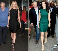 Who Wore It Better? Lanvin Sleeveless Dress