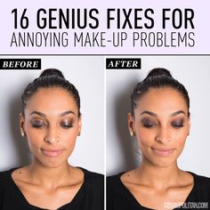 Makeup mistakes happen to the best of us, but these tips and tricks will make sure they don't happen to you.