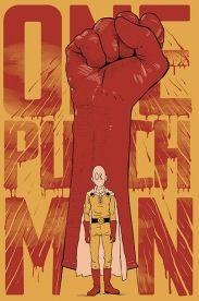Camiseta One Punch-Man