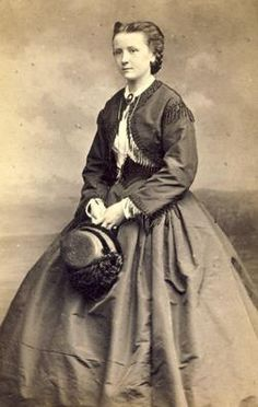 The Barrington House civil war era fashion