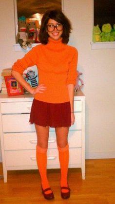 Velma- Scooby Doo