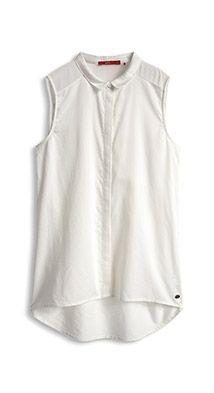 cotton viscose blouse