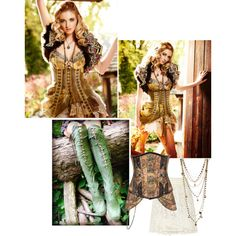 """""""Fairy Fatales"""" by gipsy-dharma on Polyvore"""