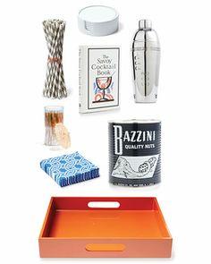 Hostess Gift: Bar in a Box