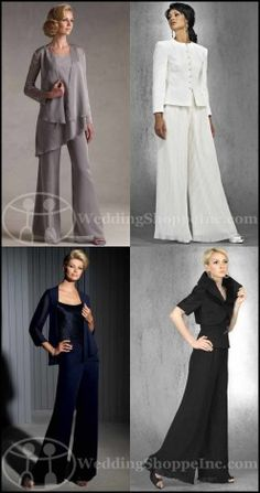 Evening Wear Dresses (Pant Suits And Jackets)