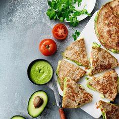 5 Mouth-Watering Avocado Recipes For Less Than 300 Calories Avocado Recipes, Veggie Recipes, Mexican Food Recipes, Veggie Food, Avocado Egg, Avocado Toast, Tortilla Wraps, 300 Calories, Fajitas