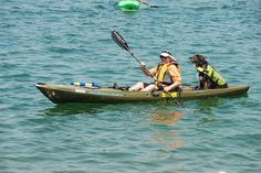 Paddling with Five Rivers MetroParks