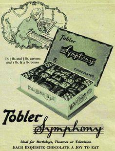 CHOCOLATERIE TOBLER