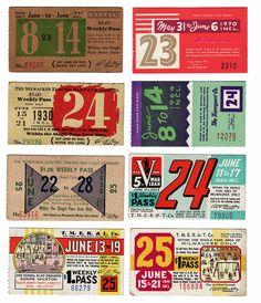 9 Best Vintage Travel Tickets Images In 2013 Journey