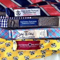 Bowties made in the USA