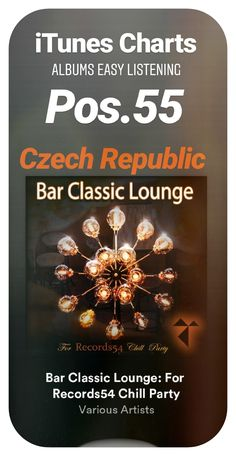 """""""Bar Classic Lounge: For Chill Party"""" von Various Artists Itunes Charts, Jazz Lounge, Beach Night, Night Vibes, Hero Movie, Easy Listening, Album, Various Artists, Apple Music"""
