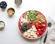 enlighten smoothie bowl