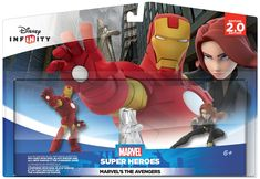Amazon.com: Disney INFINITY: Marvel Super Heroes (2.0 Edition) - Marvel's The Avengers Play Set - Not Machine Specific: Video Games