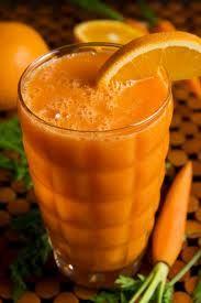 Смузи морковь + абрикос