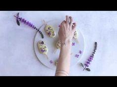 Koldskålsispinde med brombær | Maja Vase