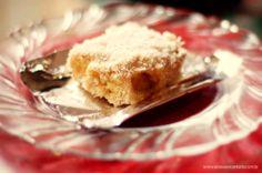 Bolo gelado de doce de leite e coco | A Casa Encantada