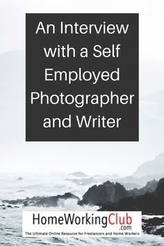 Jack Oughton is a self employed photographer and writer from London. In this exclusive interview with HomeWorkingClub.com, he discusses the home working lifestyle and provides some useful advice for aspiring freelancers.