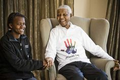 Mandela Day is marked every year on Nelson Mandela's 18 July birthday. Making every day a Mandela Day celebrates Madiba's life and legacy in a sustainable way that will b Nelson Mandela Day, July 18th, Take Action, Your Turn, Change The World, Good People, Strong, Inspirational, Inspired