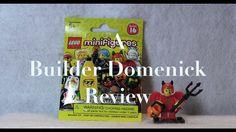 LEGO Cute Little Devil Minifigure 71013-4 Series 16 Review