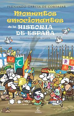 LA MAGIA DE LOS LIBROS: Momentos emocionantes de la historia de España - F...