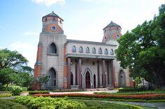 Danshui Cathederal Taipei Taiwan - Google Search