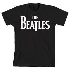 b6283c874 Camiseta The Beatles Logo Clássico Regata Feminina