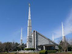 30.  Dallas Texas LDS Temple