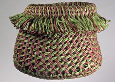 Gallery of Ply-split Braiding Baskets