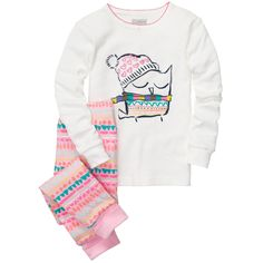 Baby Girl | Pajamas | OshKosh B'Gosh #babygirlpajamas