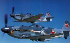 ヤコブレフYak-9 : カッコよすぎる!第二次大戦のレシプロ戦闘機画像まとめ - NAVER まとめ