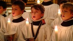 There are few better ways to get into a festive mood than singing carols around the Christmas tree or in one of London's famous churches and cathedrals!