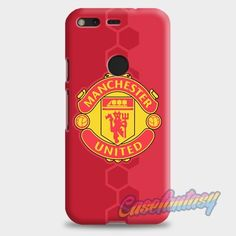 Premier League Manchester United Google Pixel XL Case | casefantasy