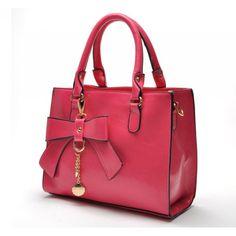 New Vintage Bowknot  Frosted Handbag&Shoulder Bag just $29.99 in ByGoods.com