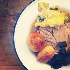 brixton cornercopia - Sunday lunch