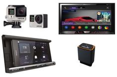 If you're searching for a gift for your favorite car-loving techie, take a look at these ideas first. Electronic News, Searching, Clock, Tech, Gift Ideas, Car, Gifts, Stuff To Buy, Watch