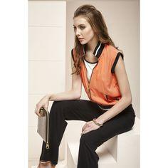 Kadın Yelekli Eşofman - 05408 | Eşofman Takım | Day | Relax Mode Rahatlığın Keşfi - Günlük Rahat Giyim